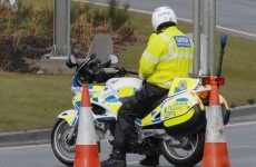 Two charged after garda rammed by stolen van
