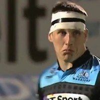 VIDEO: Mark Bennett's reaction says a lot about his try against Ulster