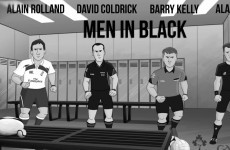 Watch the trailer for new documentary on Ireland's top rugby, football and GAA referees