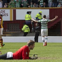 VIDEO: Was this Anthony Stokes goal a thing of beauty or a back-post cross?