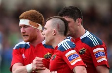 Munster on verge of home semi final after bonus point win over Connacht