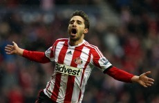 Borini's phone still 'buzzing' with messages from Liverpool teammates