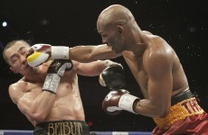 49-year-old Bernard Hopkins becomes oldest boxer to unify world titles