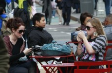 No, you can't: New York smoking ban applies to outdoor areas