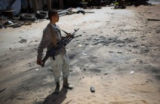 US diplomat travels to Benghazi to meet with rebel council leaders
