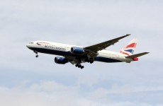 BA flight to Boston stops in Shannon following 'technical fault'