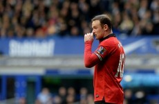 We were our own worst enemy against Everton, says Rooney
