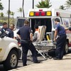 Teen survives five hour flight inside the wheel of an aeroplane