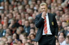 David Moyes sacked by Manchester United
