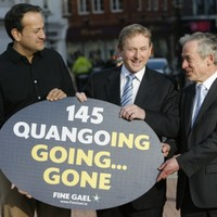 Government quango costs 'spiralling out of control' - McGrath