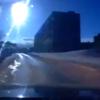 Russian dashcam captures meteorite falling to earth