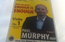MEP who didn't think 'people would be bothered' forced to take down election posters