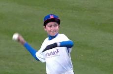 A heartbreaking yet heartwarming story of tragic, young baseball fan meeting his heroes