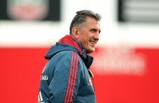 Hanrahan making 'really good progress' as Munster get set for Toulon