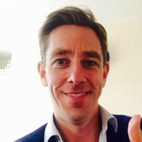 Ryan Tubridy responds to spoof death article with a cheery selfie