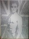 Artist turns homophobic tweets sent to Tom Daley into beautiful portrait
