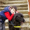 Autism assistance dogs transform children's lives...but they are expensive to keep