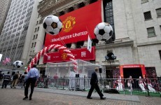 Man Utd shares jump 6% after manager Moyes booted