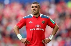 'We'll have to go to a special place internally' - Zebo ready for Toulon test