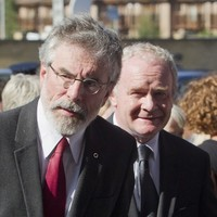 Adams refutes allegations he ordered IRA member to transport explosives