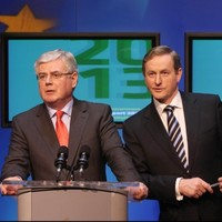 It's Enda and Eamon's birthday today... but can you guess who's older?