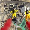 Insane base jumpers set new record from top of world's tallest building