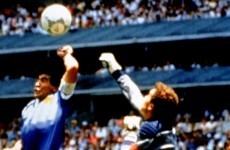 14 World Cup memories we won't forget from Mexico 1986