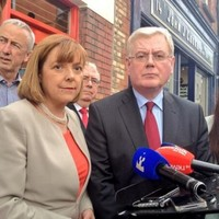 'Jesus, we got off lightly': Not quite 'rumble in Temple Bar' as rival MEP hopefuls hand in their papers
