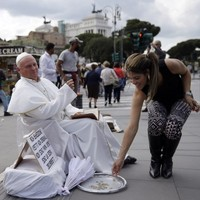Taoiseach in the Vatican for Canonisation of two popes