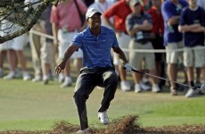 Crouching Tiger: Woods on crutches in bid to make US Open
