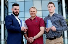 Old Belvedere's Danny Riordan scoops top prize at Ulster Bank League awards