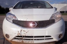 Nissan begins testing dirt-repellent car that will make car washes obsolete