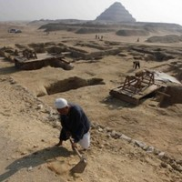 Seventeen lost pyramids uncovered using pioneering space archaeology