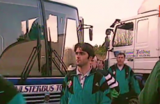 ESPN's new documentary on Ireland's politically-charged 94 World Cup journey looks brilliant