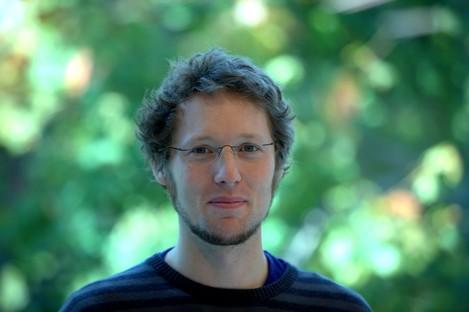 German MEP Jan Philipp Albrecht.