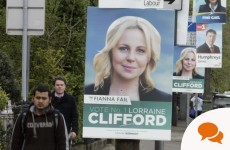 Posters Met Letter : The secret candidate posters are a waste of time and money so