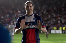 Zlatan and Ronaldo reunited at last for Nike's star-studded World Cup advert