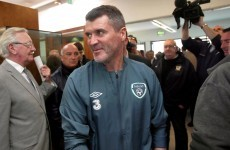 Roy Keane dismisses Man United Van Gaal assistant link - 'I've got a job. I'm very happy in my job.'