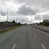 Serious collision between a van and motorbike on N7 Dublin-Limerick road