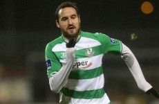 Zayed the inspiration as Shamrock Rovers cling on to beat Drogheda