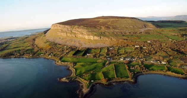 Irish Air Corps take stunning photos of Sligo from the air
