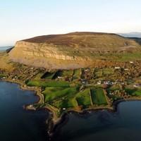 Irish Air Corps take stunning photos of Sligo from the air