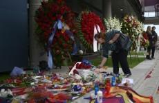 Barcelona players pay tribute to the late Tito Vilanova