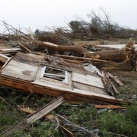 Violent storms kill 13 people across central United States