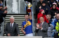 Sweeney sweeps Tipp to Division 4 glory against Clare