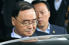 South Korea's prime minister resigns over ferry disaster