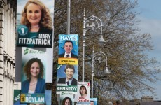 Sinn Féin leads in Dublin, but Hayes faces a fight
