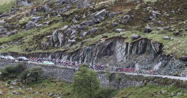 In pictures: Stage 4 of the Rás