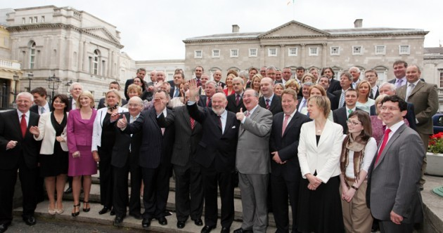 'Father' David Norris inspires Seanad maiden speeches