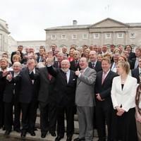 'Father' David Norris inspires Seanad maiden speeches